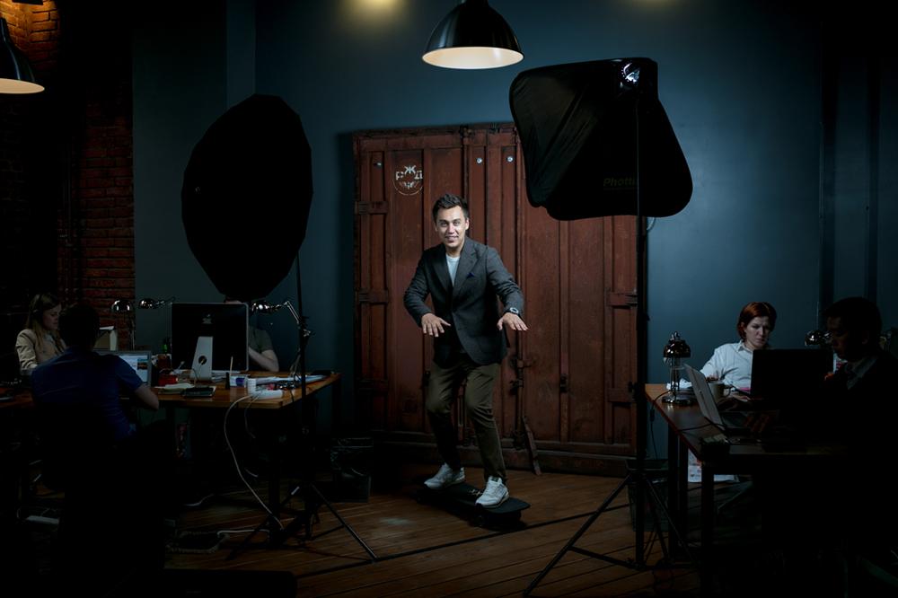 Бизнес-портрет для блогеров