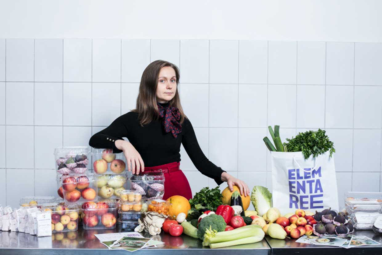 Ольга Зиновьева — основатель Elementaree. Фотограф Арсений Несходимов
