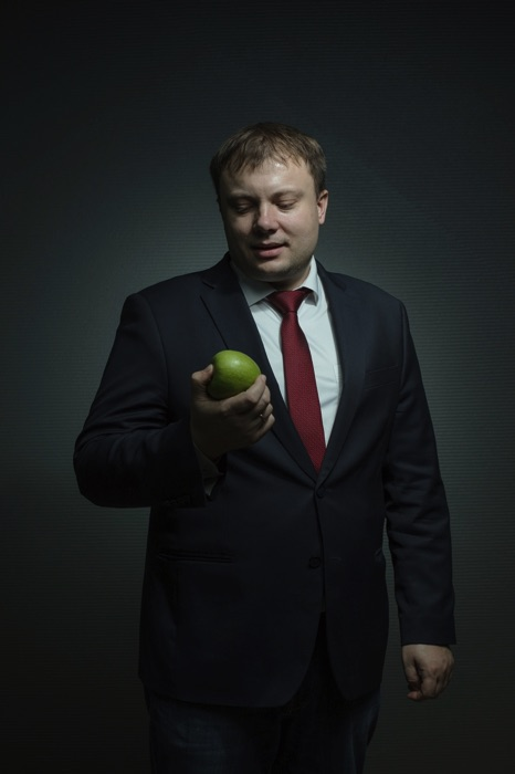 Евгений Дудоров, НПО Андроидная техника. Фотограф Арсений Несходимов для РБК