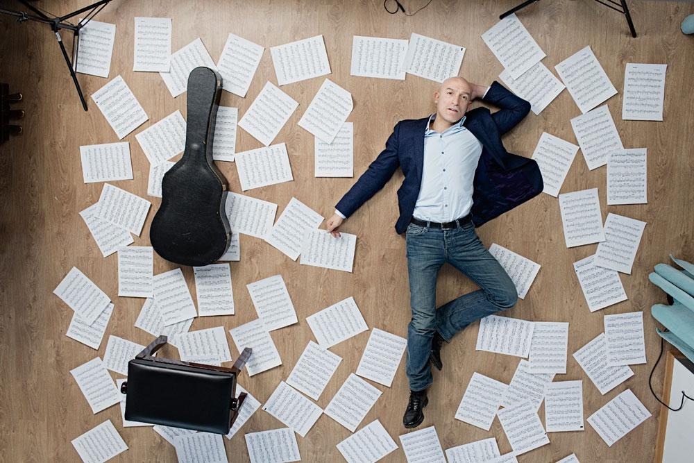 Александр Сенаторов, Kopernik Group. Съемка для Сноб. Фотограф Арсений Несходимов